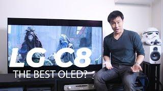 The LG C8 OLED - The BEST OLED We
