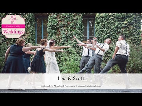 nevada-city-wedding:-leia-&-scott-from-summer/fall-'17-of-real-weddings-magazine