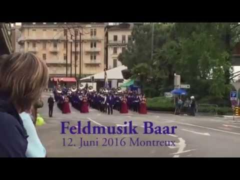 Eidg. Musikfest Montreux