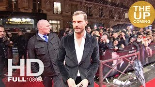 fifty shades freed premiere arrivals red carpet dakota johnson jamie dornan liam payne rita ora