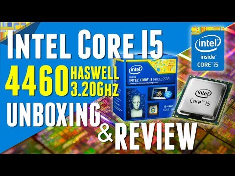 intel Core i5 4460 Haswell UNBOXING & REVIEW INDO