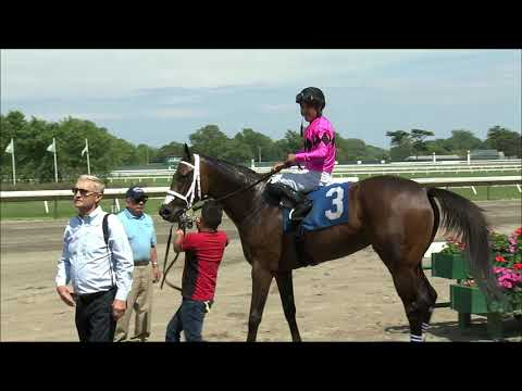 video thumbnail for MONMOUTH PARK 6-16-19 RACE 6
