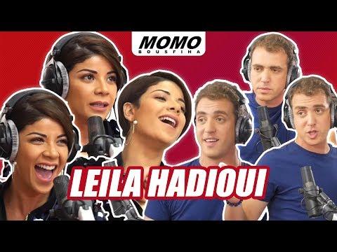 Leila Hadioui avec Momo - ليلى الحديوي مع مومو - الحلقة الكاملة