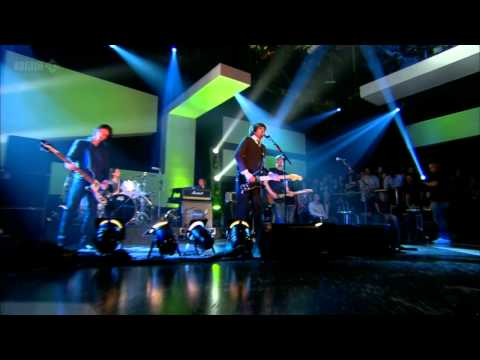 Snow Patrol Chasing Cars-Later with Jools Holland Live HD