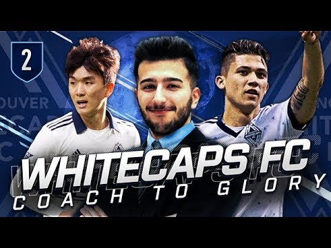 FIFA 19 WHITECAPS FC CAREER MODE CTG 2 - FINDING SOME INSANE TALENTS