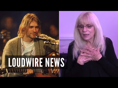 Kurt Cobain's Mom Recalls Hearing 'Smells Like Teen Spirit' For the First Time
