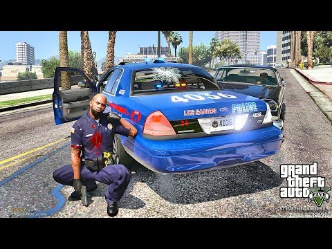GTA 5 MODS LSPDFR 847 - ATLANTA PD PATROL!!! (GTA 5 REAL LIFE PC MOD) LOS SANTOS PD