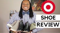 Target Mens Shoe Review | Goodfellow and Co Shoes Review