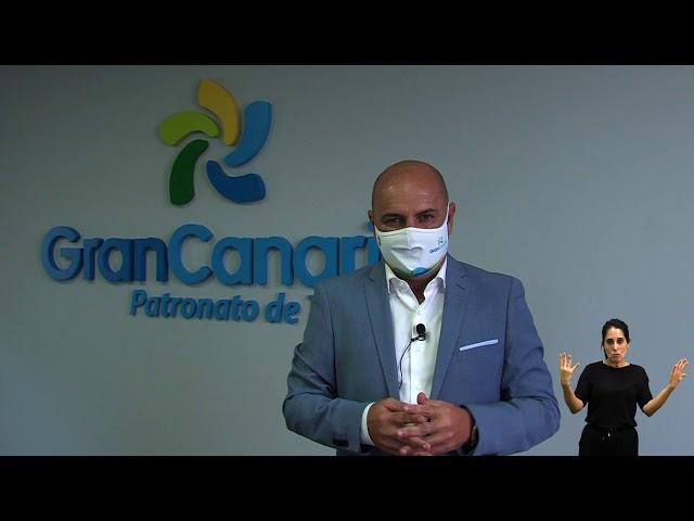 Saludo V Feria de Turismo Activo de Valsequillo de Gran Canaria (Carlos Álamo)