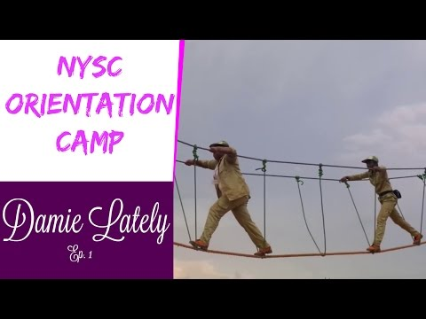 NYSC orientation camp  |Plateau state|  Damie lately 1