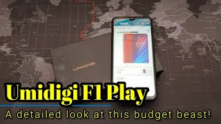Umidigi F1 Play - A detailed look at this budget beast!