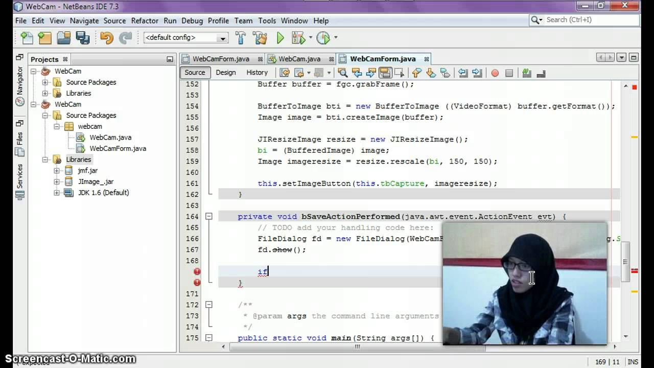 how to add images in netbeans project