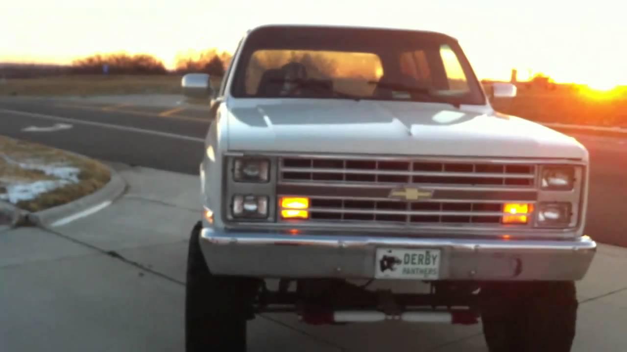 lifted 1985 chevy blazer [ 1280 x 720 Pixel ]