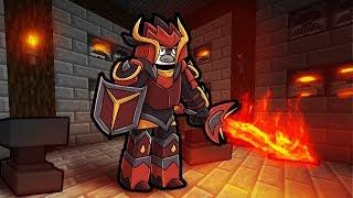 Legendary Dragon Warrior! (Minecraft Dragons)