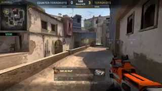 Counter strike  Global Offensive  P90 ACE ( Mirage )