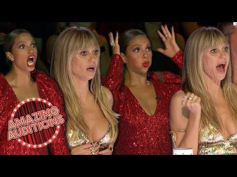 America's Got Talent: The Champs 2020 - SEMIFINALS | Amazing Auditions