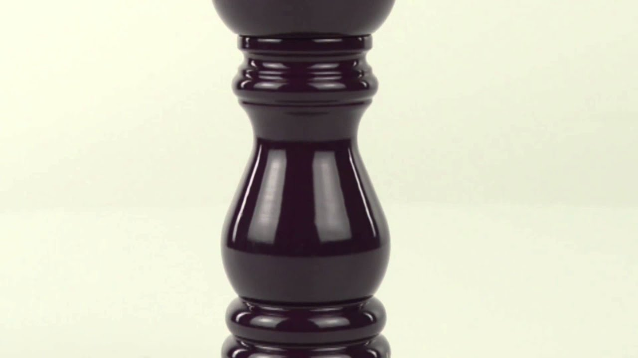 "peugeot paris u'select salt or pepper mill - 7"" - youtube"