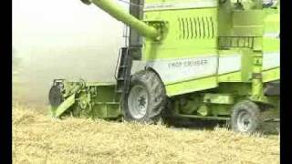 BEST COMBINE HARVESTERS IN INDIA..  KARTAR..INDIA