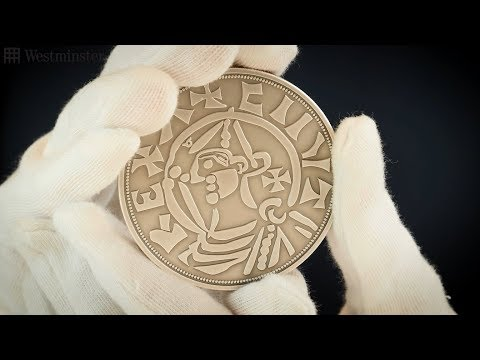 The coin that feels like an antique treasure!
