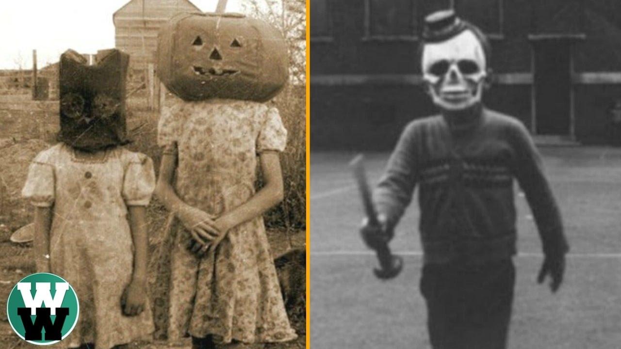 13 creepiest true real life halloween stories - youtube