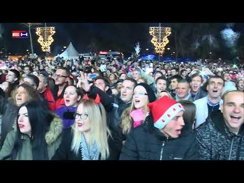 Beograd - Docek Nove godine