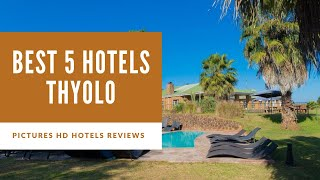 Top 5 Best Hotels in Thyolo, Malawi - sorted by Rating Guests