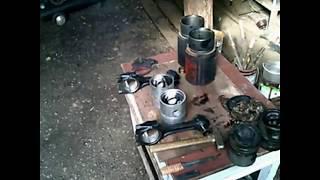 Перебираємо двигун Д-21#3