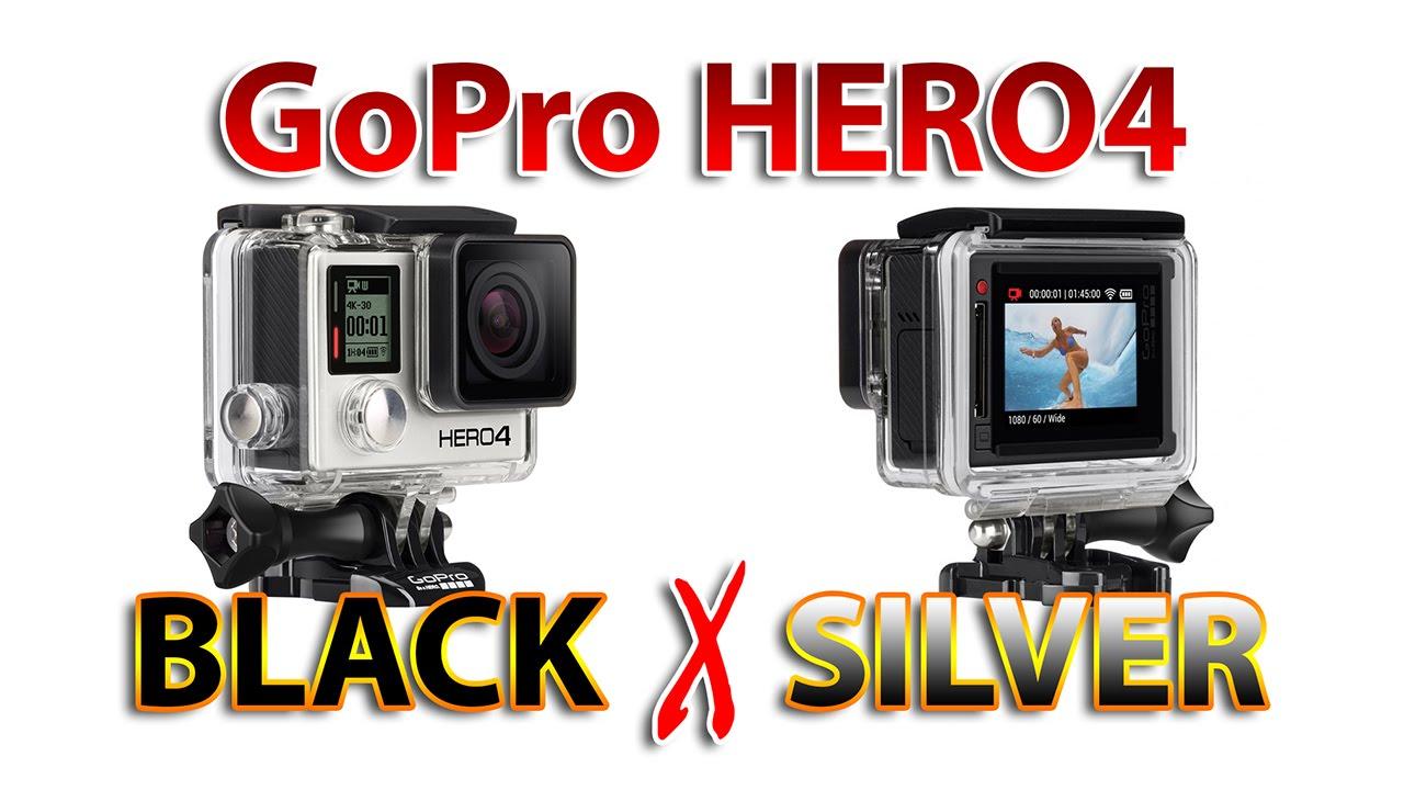 hero4 black vs silver qual comprar youtube. Black Bedroom Furniture Sets. Home Design Ideas