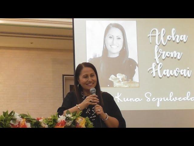 Special Message~天の窓を開く・Pastor KUNA SEPULVEDA ・ワードオブライフハワイ