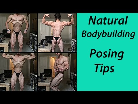 Natural Bodybuilding Posing Tips