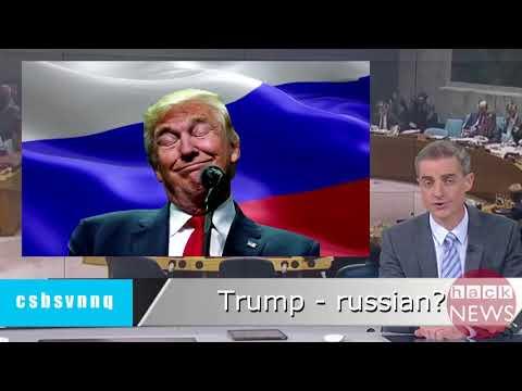 Hack News Американские новости выпуск 1