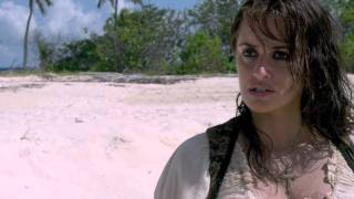 Jack Sparrow leaves Angelica on Desert Island | Pirates of the Caribbean: On Stranger Tides [HD]