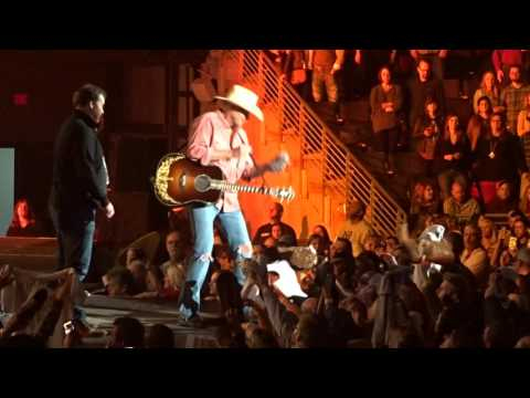 Alan Jackson - Mercury Blues, live at Infinite Center Duluth Atlanta, 28 Jan 2017