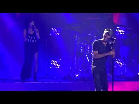 Enrique Iglesias - Heartbeat LIVE @ Hartwall Arena, Helsinki, Finland 7.5.2017