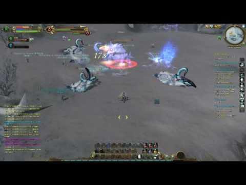 Aion -  Boss Raid Game play  Legendary Masto