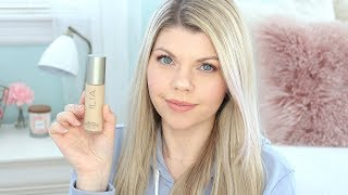 Ilia Beauty True Skin Serum Foundation Review & Demo
