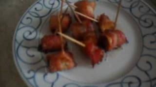 Diy Appetizer: Bacon Chestnuts