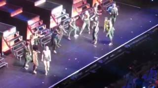 s club 7 alive o2 arena 17th may 2015
