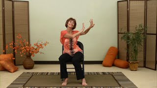 Chair Yoga Dance! Enjoy a Great Way to Exercise your Hands & Fingers by Dancing with Olga Danilevich