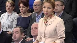 Предварительное голосование: дебаты. Самара. 09.04.16