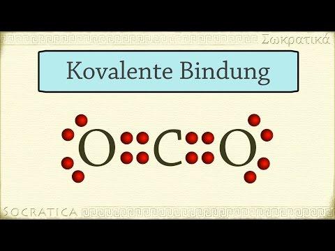 Chemie: Kovalente Bindung