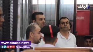 تأجيل محاكمة 7 متهمين في «أحداث المقطم» لـ 22 أكتوبر.. فيديو وصور