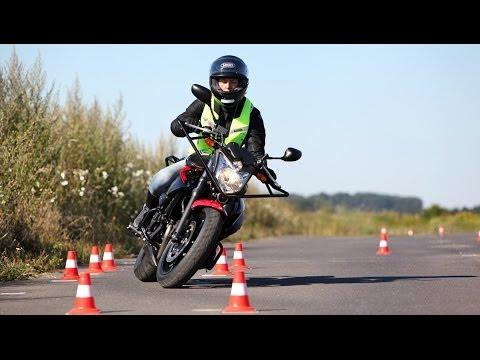 Tout sur le nouveau permis moto !