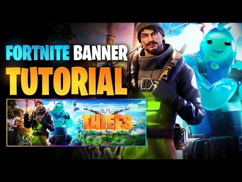 Fortnite Chapter 2 Banner Tutorial Free Psd Tutorial By Edwarddzn