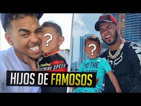 Conoce A Los Hijos De Los Reggaetoneros   NB