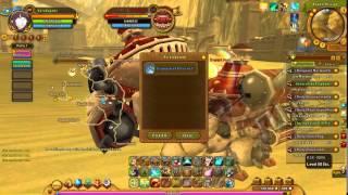 Ragnarok Online 2: Robo Hunter RSX-0806 DNA Hunt (Soulmaker + Crescentia)