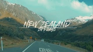 New Zealand Travel Video - 5 Days in Paradise