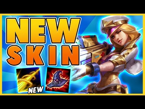 *NEW SKIN + ULT* 1,000 AP ONE-SHOTS (27 KILLS) - BunnyFuFuu