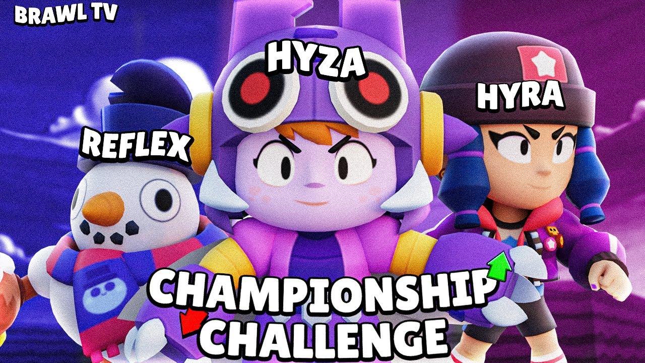 15-0? f.t Hyra,Reflex+(Brawl TV 1900 ) ChampionShip