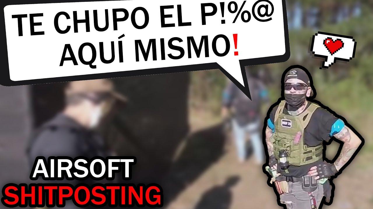 Rayos señorito 😳 ▬ Airsoft SHITPOSTING 🤪 ▬ No Family Friendly 🤬